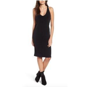 NWT Leith Sleek Knit Midi Dress